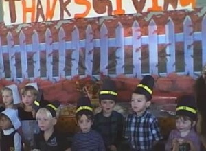 Thanksgiving at Montessori