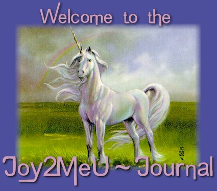 Cover of the Joy2MeU Journal - Mystical/Metaphysical Spirituality, Planetary Healing